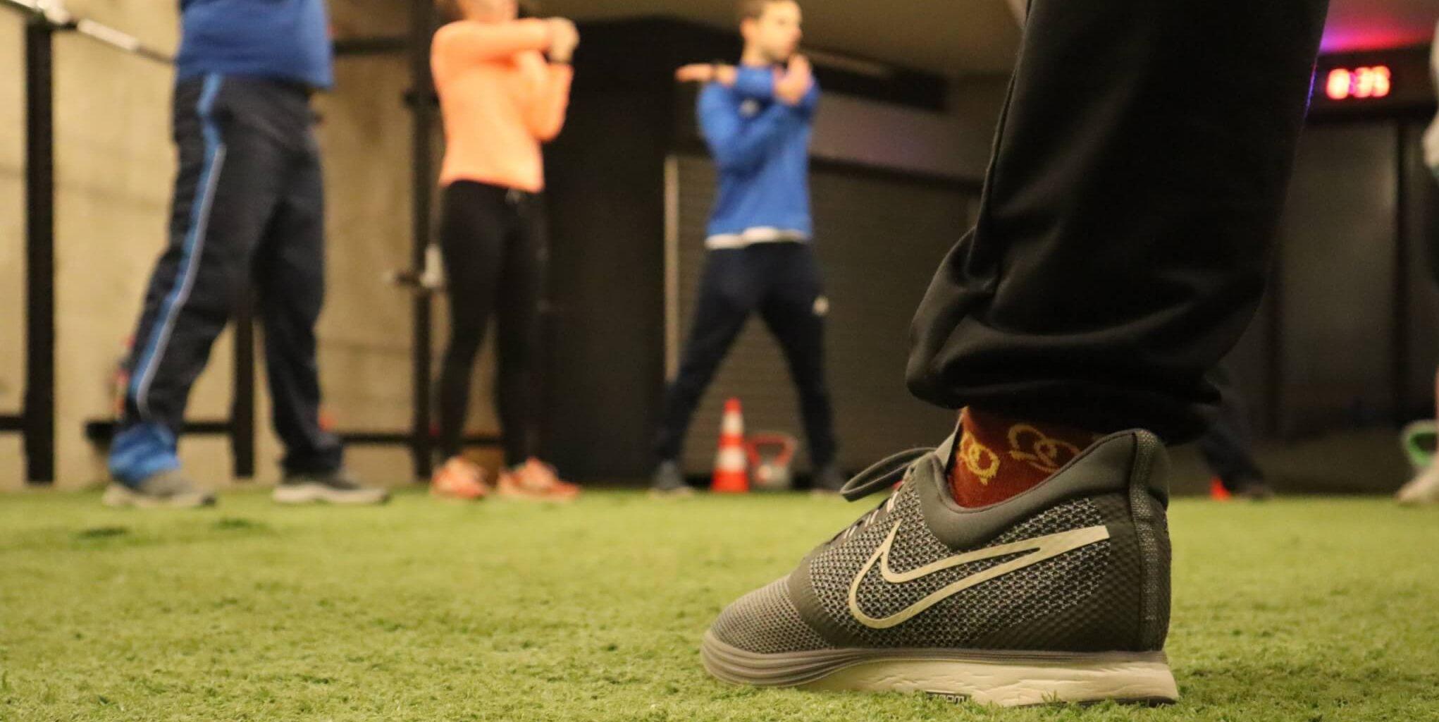 Indoor Bootcamp